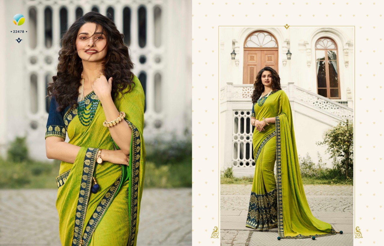 Vinay Sheesha Meenakari Prachi Desai Saree Sari Wholesale Catalog 9 Pcs 12 - Vinay Sheesha Meenakari Prachi Desai Saree Sari Wholesale Catalog 9 Pcs