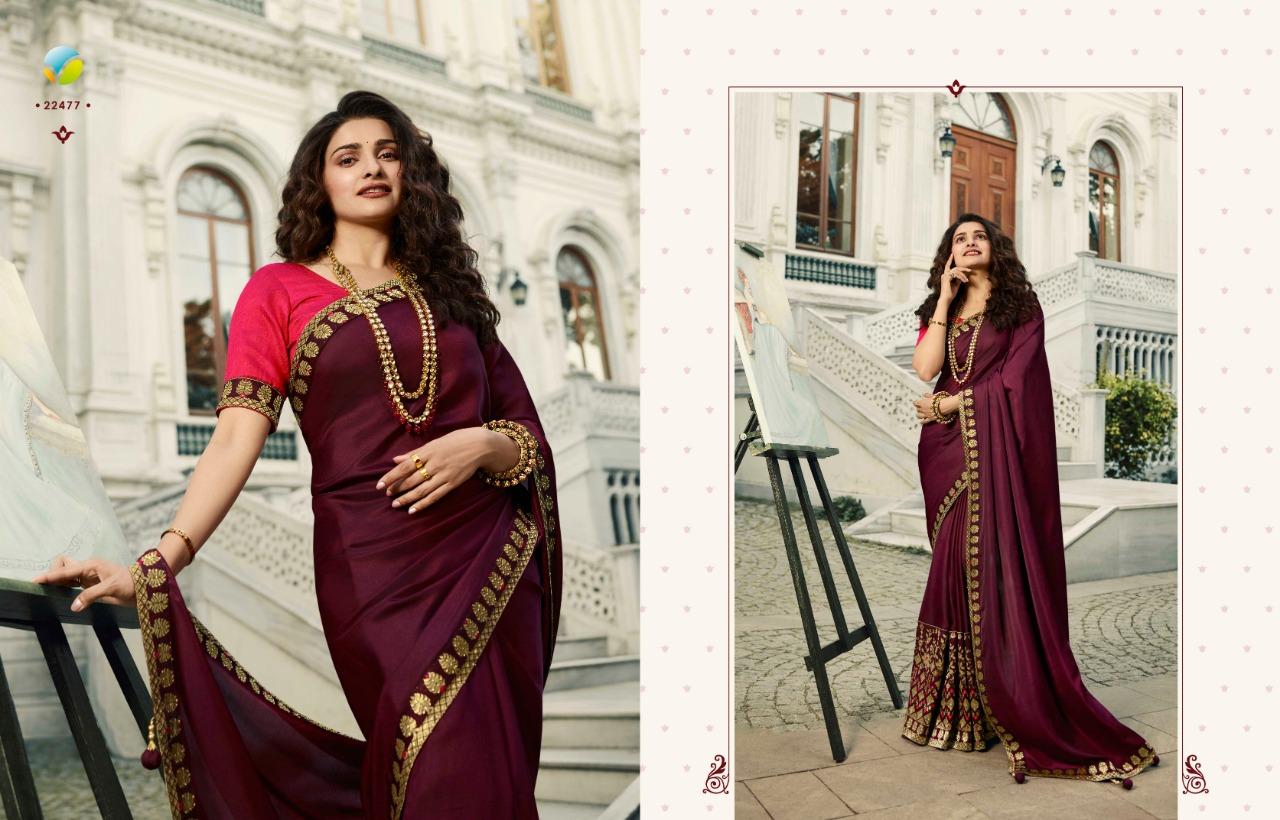 Vinay Sheesha Meenakari Prachi Desai Saree Sari Wholesale Catalog 9 Pcs 13 - Vinay Sheesha Meenakari Prachi Desai Saree Sari Wholesale Catalog 9 Pcs