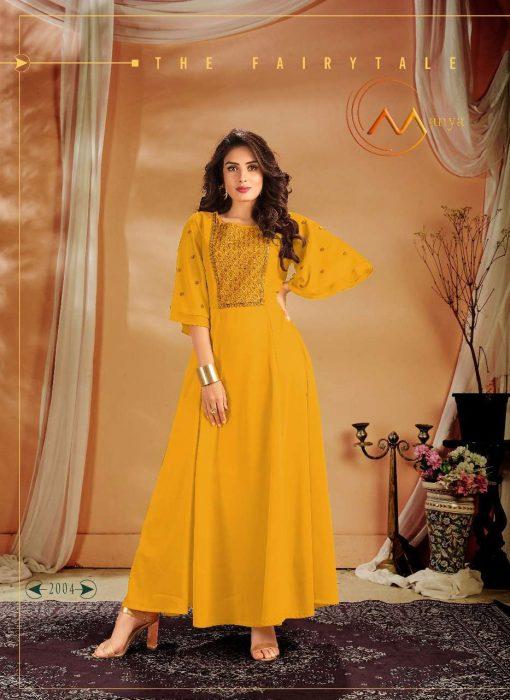 Mansi Fashion Luxurious Kurti Wholesale Catalog 4 Pcs 1 1 510x700 - Mansi Fashion Luxurious Kurti Wholesale Catalog 4 Pcs