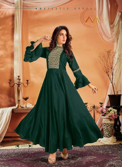 Mansi Fashion Luxurious Kurti Wholesale Catalog 4 Pcs 3 1 510x700 - Mansi Fashion Luxurious Kurti Wholesale Catalog 4 Pcs