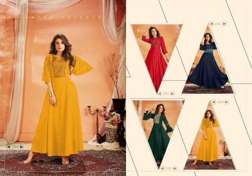 Mansi Fashion Luxurious Kurti Wholesale Catalog 4 Pcs 5 1 510x357 - Mansi Fashion Luxurious Kurti Wholesale Catalog 4 Pcs