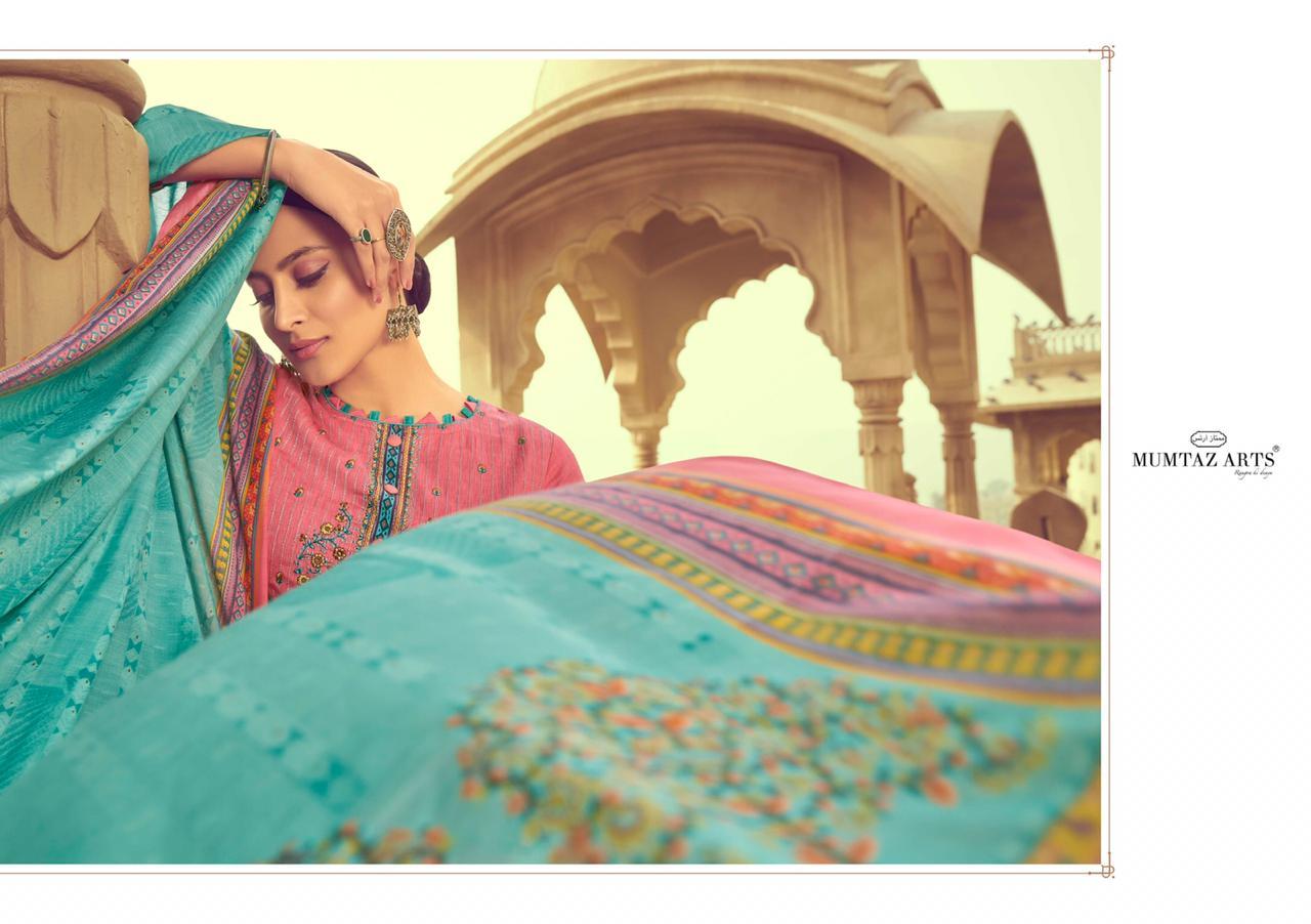 Mumtaz Arts Naitra Salwar Suit Wholesale Catalog 10 Pcs 10 - Mumtaz Arts Naitra Salwar Suit Wholesale Catalog 10 Pcs