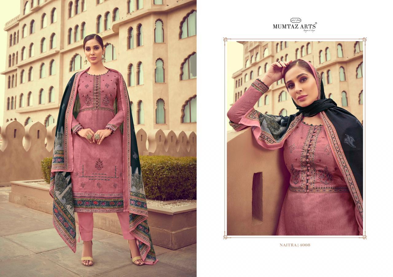 Mumtaz Arts Naitra Salwar Suit Wholesale Catalog 10 Pcs 13 - Mumtaz Arts Naitra Salwar Suit Wholesale Catalog 10 Pcs