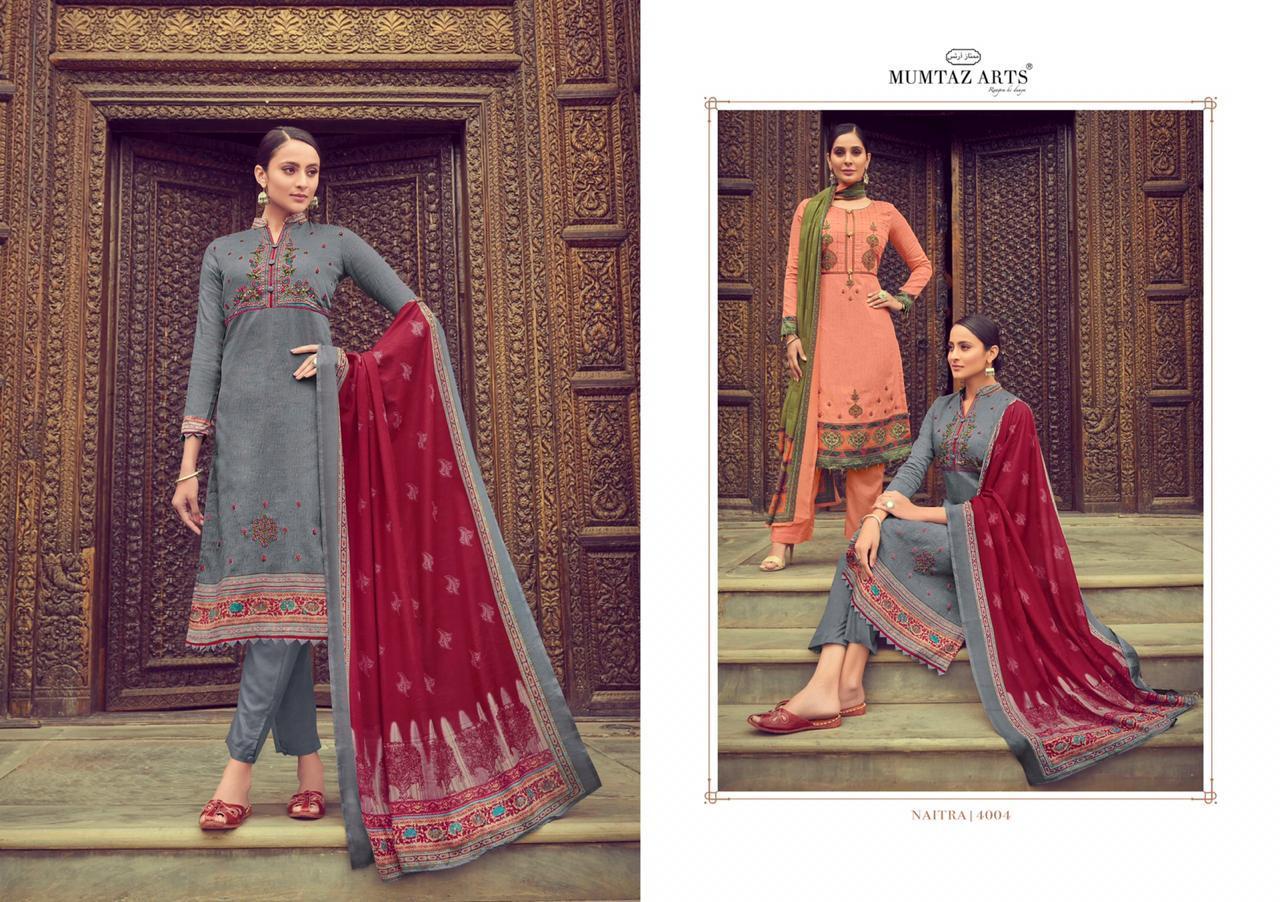 Mumtaz Arts Naitra Salwar Suit Wholesale Catalog 10 Pcs 4 - Mumtaz Arts Naitra Salwar Suit Wholesale Catalog 10 Pcs