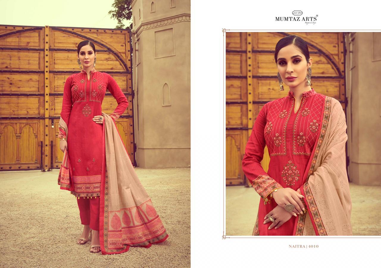 Mumtaz Arts Naitra Salwar Suit Wholesale Catalog 10 Pcs 5 - Mumtaz Arts Naitra Salwar Suit Wholesale Catalog 10 Pcs