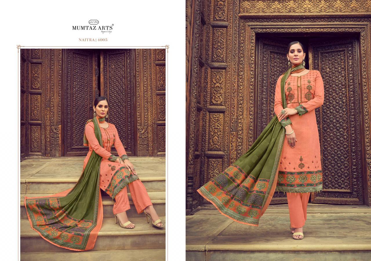 Mumtaz Arts Naitra Salwar Suit Wholesale Catalog 10 Pcs 6 - Mumtaz Arts Naitra Salwar Suit Wholesale Catalog 10 Pcs