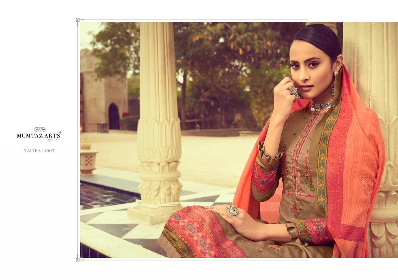 Mumtaz Arts Naitra Salwar Suit Wholesale Catalog 10 Pcs 7 - Mumtaz Arts Naitra Salwar Suit Wholesale Catalog 10 Pcs