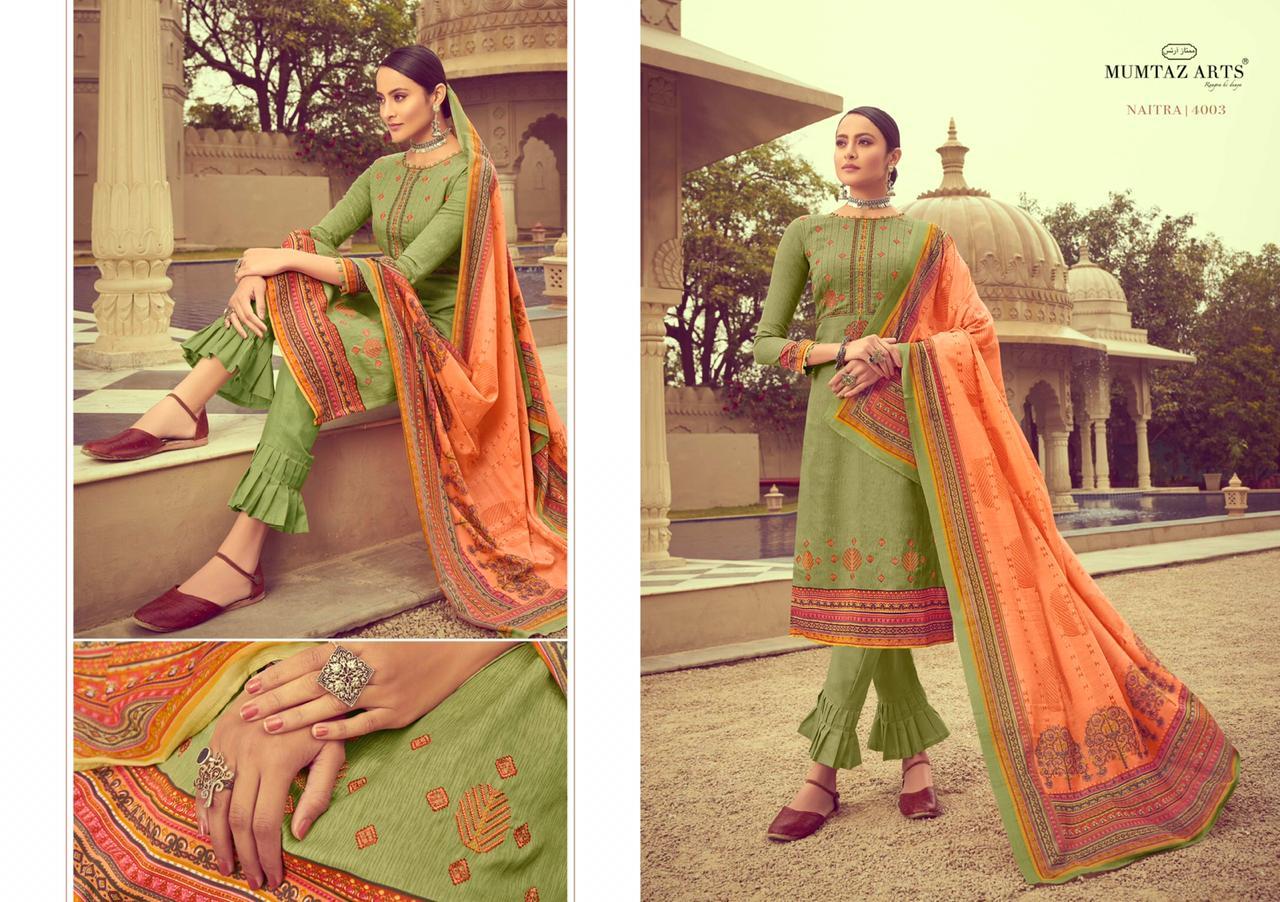 Mumtaz Arts Naitra Salwar Suit Wholesale Catalog 10 Pcs 8 - Mumtaz Arts Naitra Salwar Suit Wholesale Catalog 10 Pcs