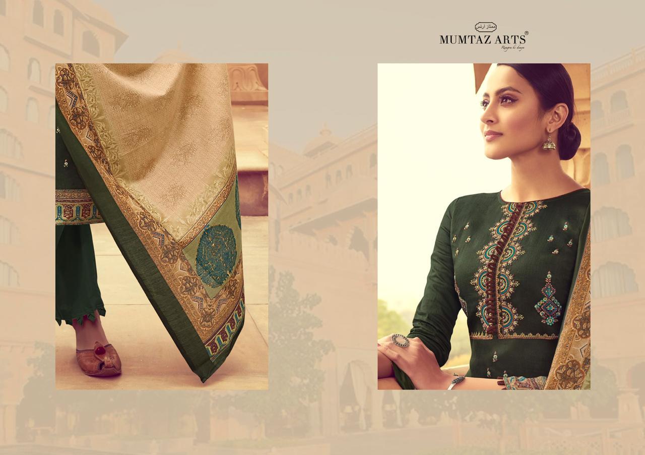 Mumtaz Arts Naitra Salwar Suit Wholesale Catalog 10 Pcs 9 - Mumtaz Arts Naitra Salwar Suit Wholesale Catalog 10 Pcs