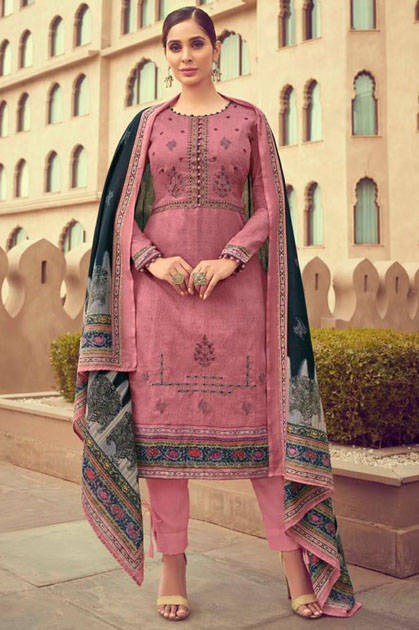 Mumtaz Arts Naitra Salwar Suit Wholesale Catalog 10 Pcs
