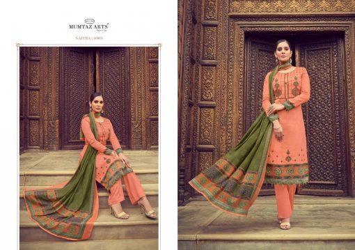 Mumtaz Arts Naitra Salwar Suit Wholesale Catalog 6 Pcs 3 1 510x359 - Mumtaz Arts Naitra Salwar Suit Wholesale Catalog 6 Pcs