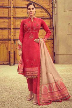 Mumtaz Arts Naitra Salwar Suit Wholesale Catalog 6 Pcs