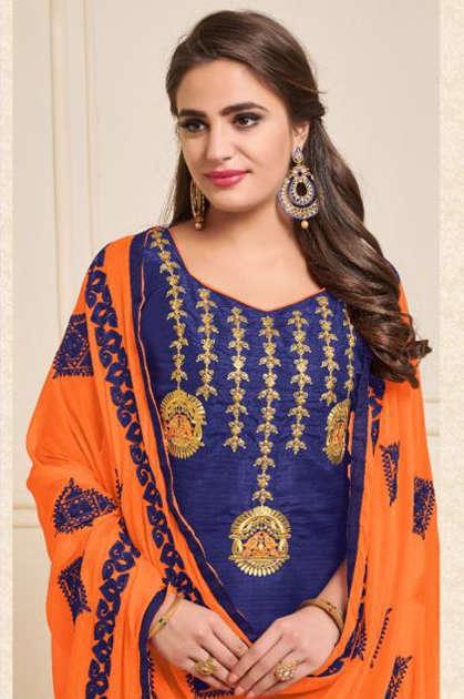 Shreeji Impex Suhani Salwar Suit Wholesale Catalog 12 Pcs