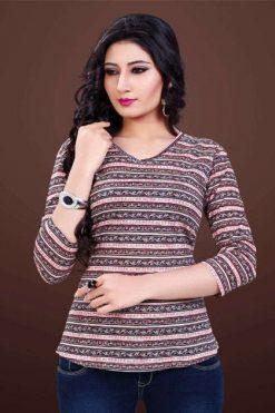 Varun InkLine Retro Vol 50 T-Shirt Wholesale Catalog 6 Pcs