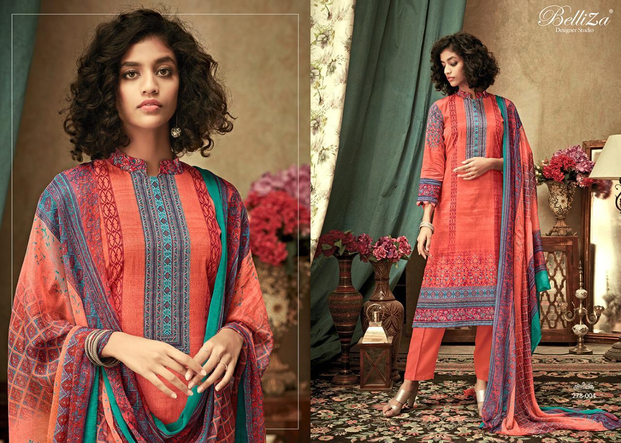 Belliza Nazrana Vol 10 Salwar Suit Wholesale Catalog 10 Pcs 3 - Belliza Nazrana Vol 10 Salwar Suit Wholesale Catalog 10 Pcs