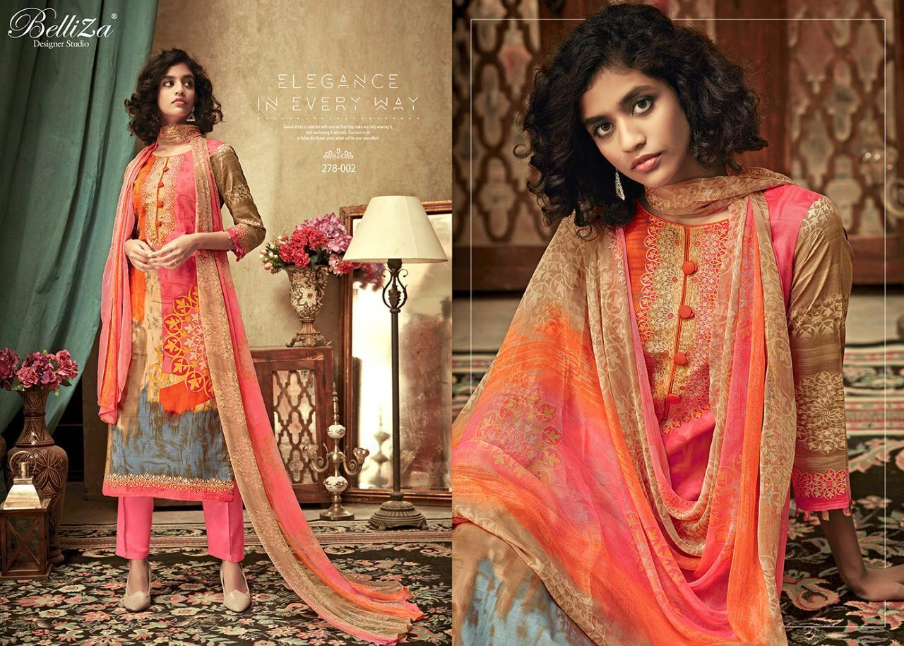 Belliza Nazrana Vol 10 Salwar Suit Wholesale Catalog 10 Pcs 7 - Belliza Nazrana Vol 10 Salwar Suit Wholesale Catalog 10 Pcs