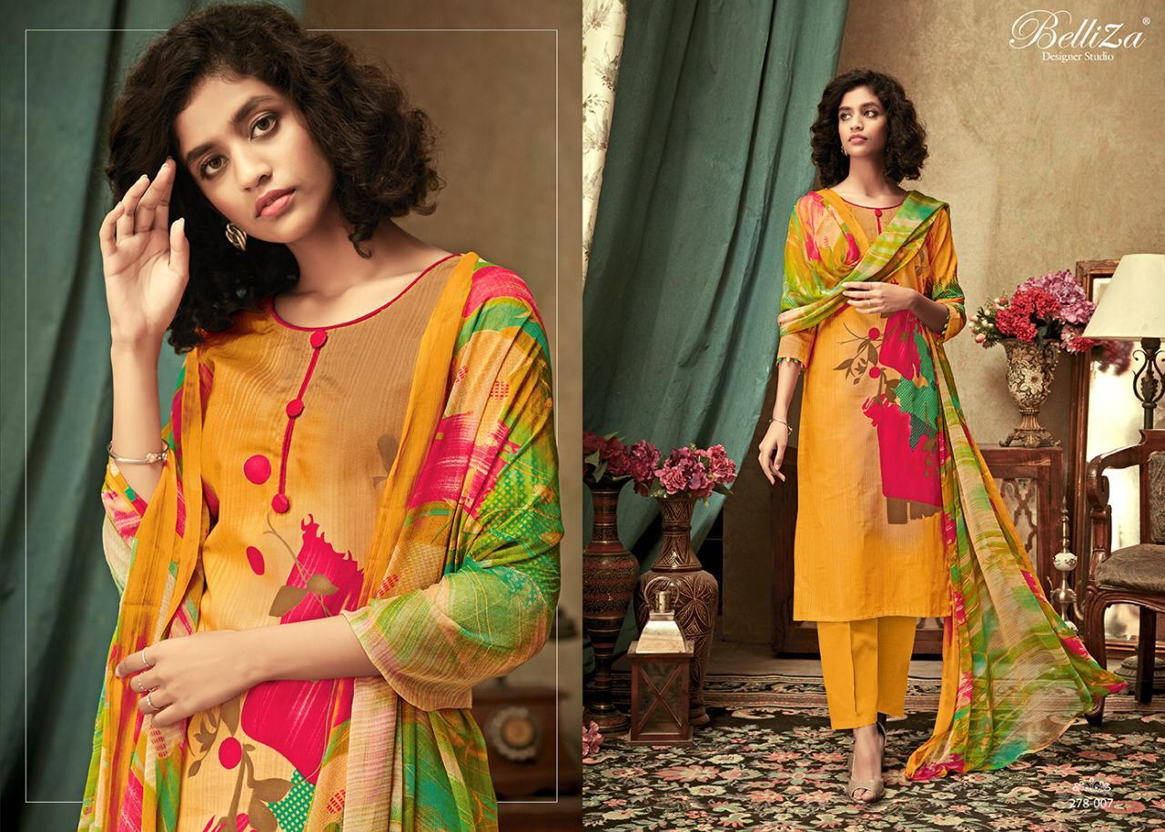 Belliza Nazrana Vol 10 Salwar Suit Wholesale Catalog 10 Pcs 8 - Belliza Nazrana Vol 10 Salwar Suit Wholesale Catalog 10 Pcs