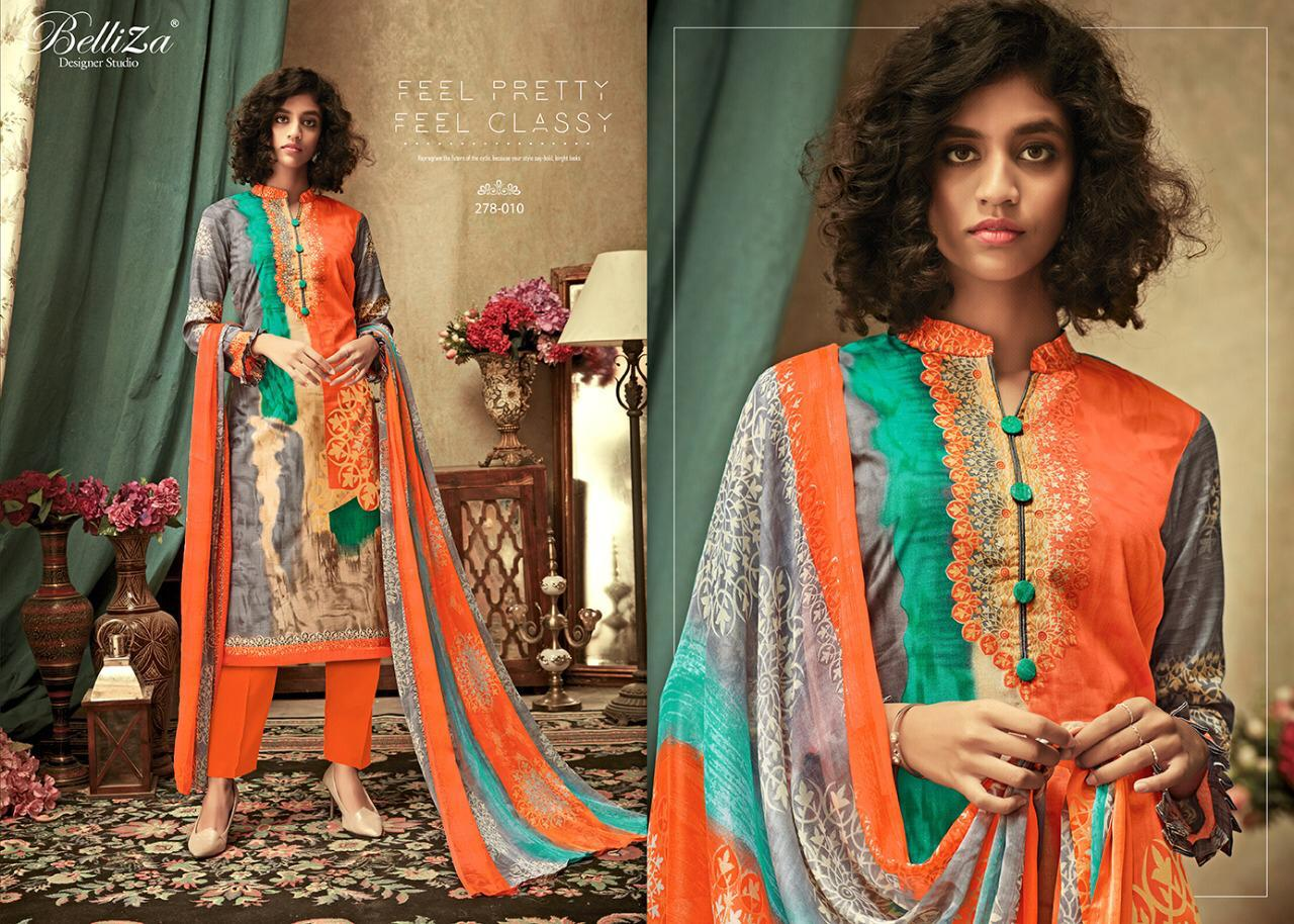 Belliza Nazrana Vol 10 Salwar Suit Wholesale Catalog 10 Pcs 9 - Belliza Nazrana Vol 10 Salwar Suit Wholesale Catalog 10 Pcs