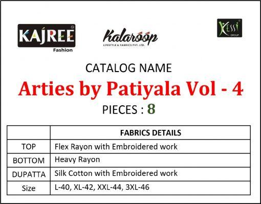 Kalaroop Arties by Patiala Vol 4 by Kessi Readymade Salwar Suit Wholesale Catalog 8 Pcs 11 510x399 - Kalaroop Arties by Patiala Vol 4 by Kessi Readymade Salwar Suit Wholesale Catalog 8 Pcs