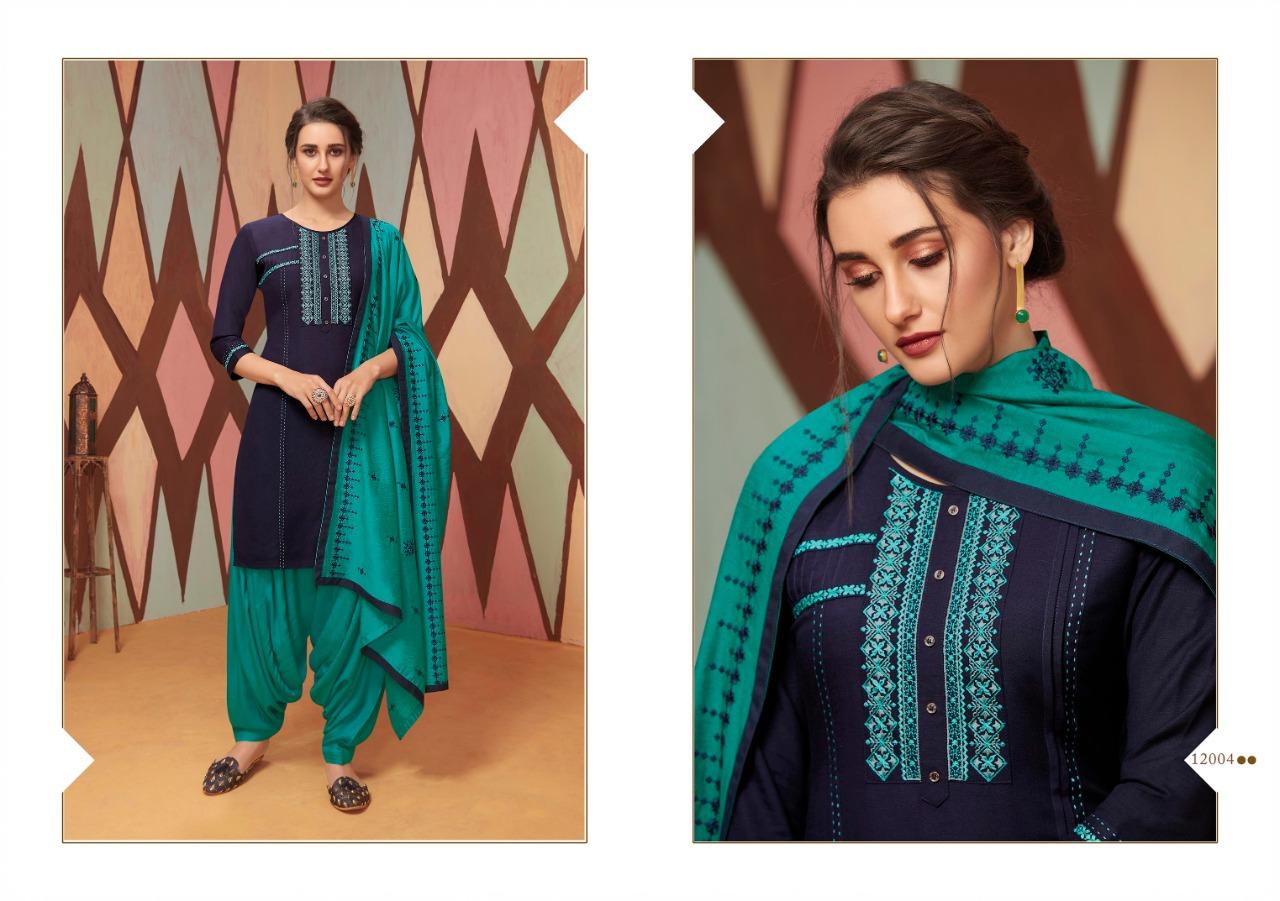 Kalaroop Arties by Patiala Vol 4 by Kessi Readymade Salwar Suit Wholesale Catalog 8 Pcs 6 - Kalaroop Arties by Patiala Vol 4 by Kessi Readymade Salwar Suit Wholesale Catalog 8 Pcs