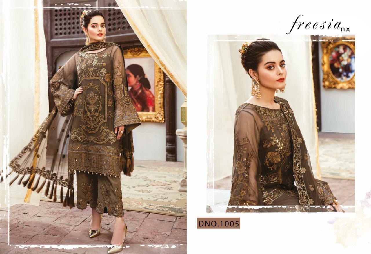 Khayyira Freesia Nx Salwar Suit Wholesale Catalog 3 Pcs 2 - Khayyira Freesia Nx Salwar Suit Wholesale Catalog 3 Pcs