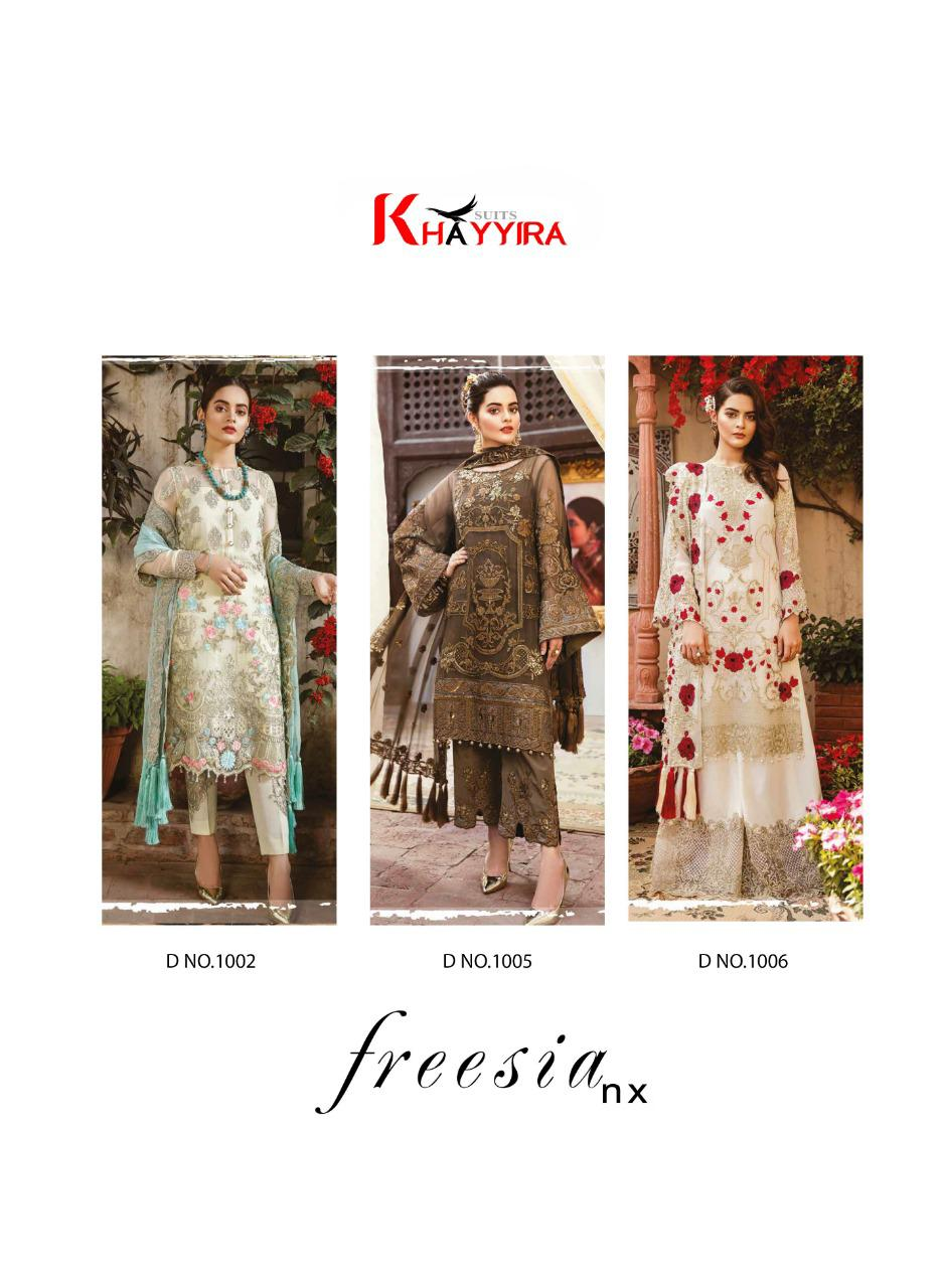 Khayyira Freesia Nx Salwar Suit Wholesale Catalog 3 Pcs 4 - Khayyira Freesia Nx Salwar Suit Wholesale Catalog 3 Pcs