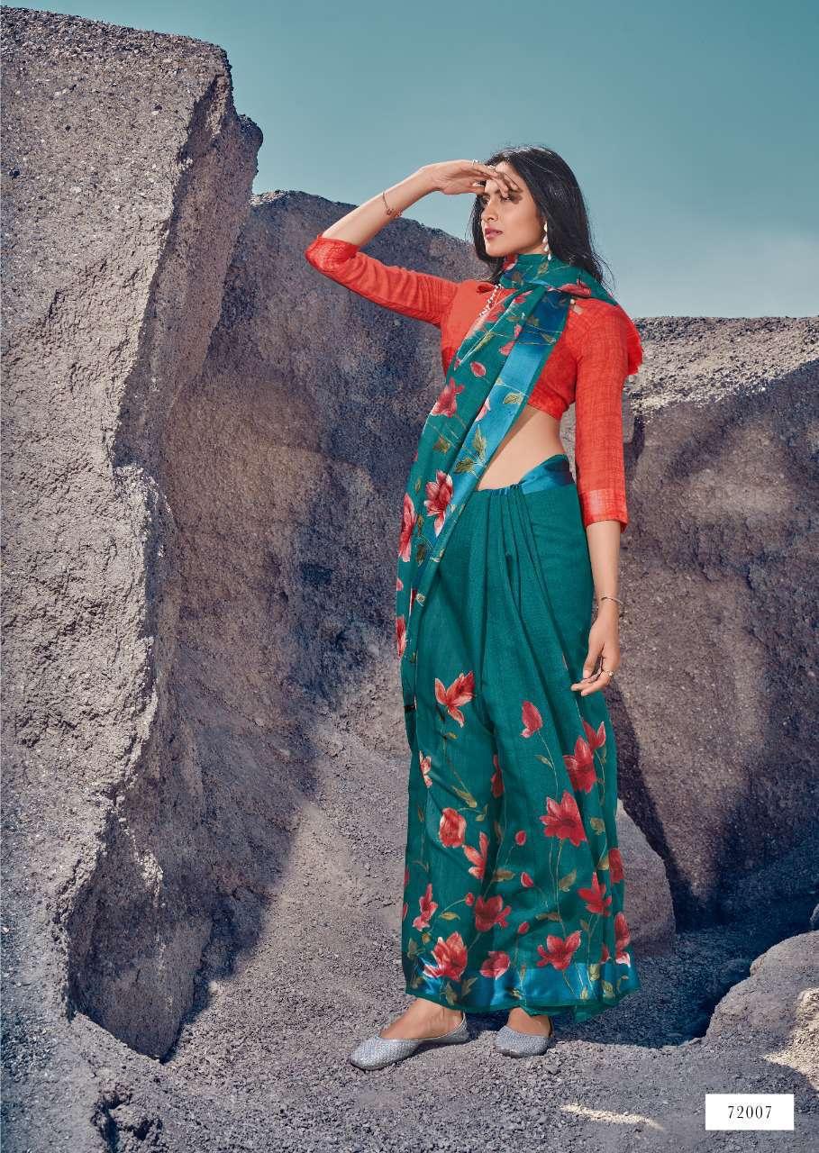 Lt Fabrics Silk Route Saree Sari Wholesale Catalog 10 Pcs 1 - Lt Fabrics Silk Route Saree Sari Wholesale Catalog 10 Pcs