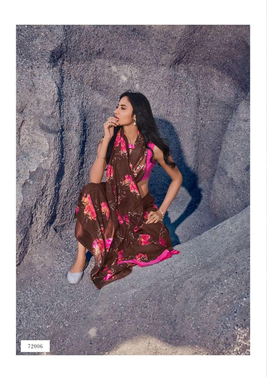 Lt Fabrics Silk Route Saree Sari Wholesale Catalog 10 Pcs 14 - Lt Fabrics Silk Route Saree Sari Wholesale Catalog 10 Pcs