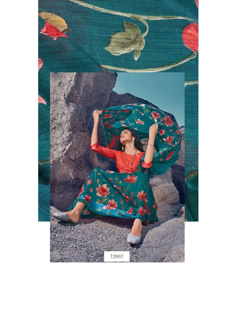 Lt Fabrics Silk Route Saree Sari Wholesale Catalog 10 Pcs 19 - Lt Fabrics Silk Route Saree Sari Wholesale Catalog 10 Pcs