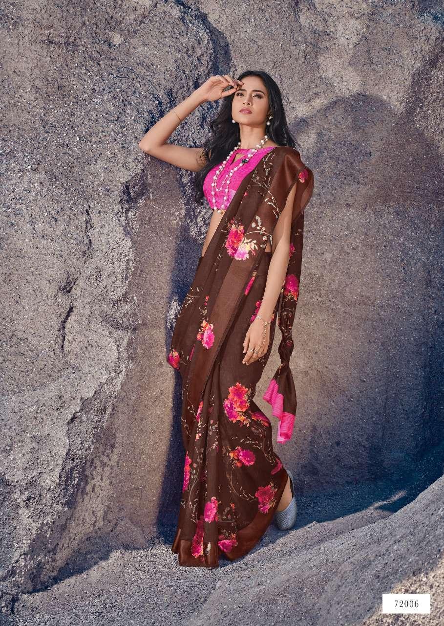 Lt Fabrics Silk Route Saree Sari Wholesale Catalog 10 Pcs 21 - Lt Fabrics Silk Route Saree Sari Wholesale Catalog 10 Pcs