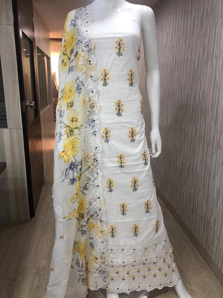 Mumtaz Arts Summer Sunshine Vol 1 Salwar Suit Wholesale Catalog 4 Pcs 4 - Mumtaz Arts Summer Sunshine Vol 1 Salwar Suit Wholesale Catalog 4 Pcs