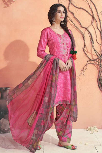 Shahnaz Arts Maahi Salwar Suit Wholesale Catalog 8 Pcs