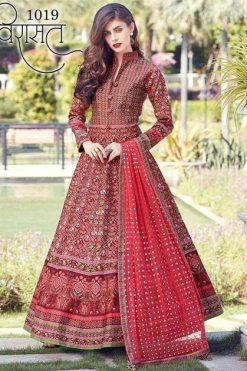 Tejaswee Virasat Vol 5 Readymade Salwar Suit Wholesale Catalog 6 Pcs