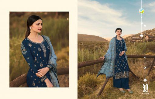 Vinay Kaseesh Ambition Vol 3 Prachi Desai Salwar Suit Wholesale Catalog 6 Pcs 8 510x327 - Vinay Kaseesh Ambition Vol 3 Prachi Desai Salwar Suit Wholesale Catalog 6 Pcs