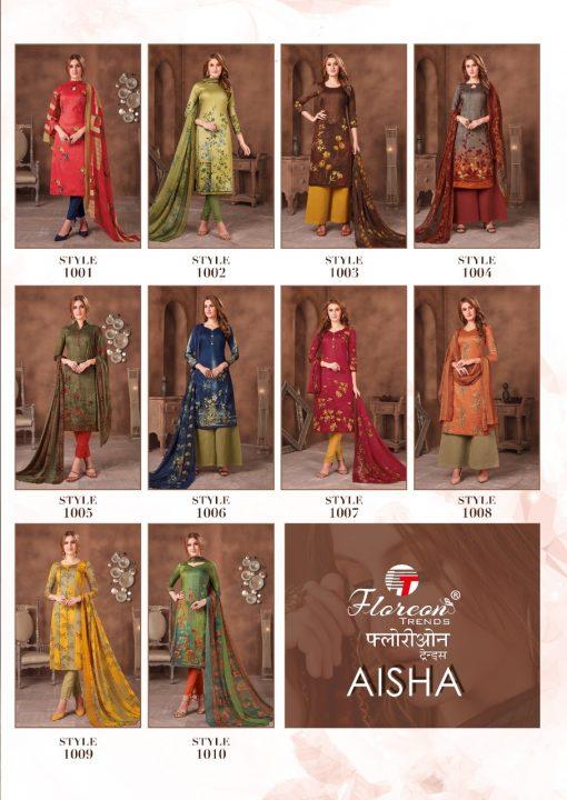 Floreon Trends Aisha Salwar Suit Wholesale Catalog 10 Pcs 17 510x720 - Floreon Trends Aisha Salwar Suit Wholesale Catalog 10 Pcs