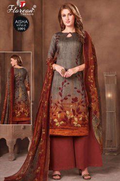Floreon Trends Aisha Salwar Suit Wholesale Catalog 10 Pcs 247x371 - Floreon Trends Aisha Salwar Suit Wholesale Catalog 10 Pcs