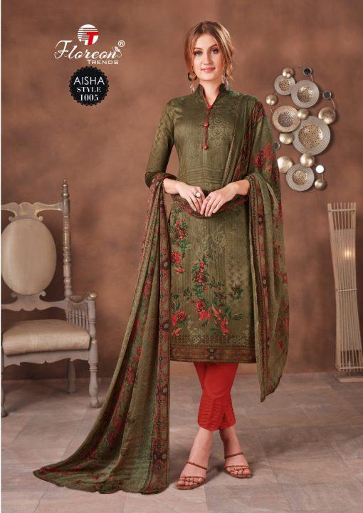 Floreon Trends Aisha Salwar Suit Wholesale Catalog 10 Pcs 9 510x720 - Floreon Trends Aisha Salwar Suit Wholesale Catalog 10 Pcs