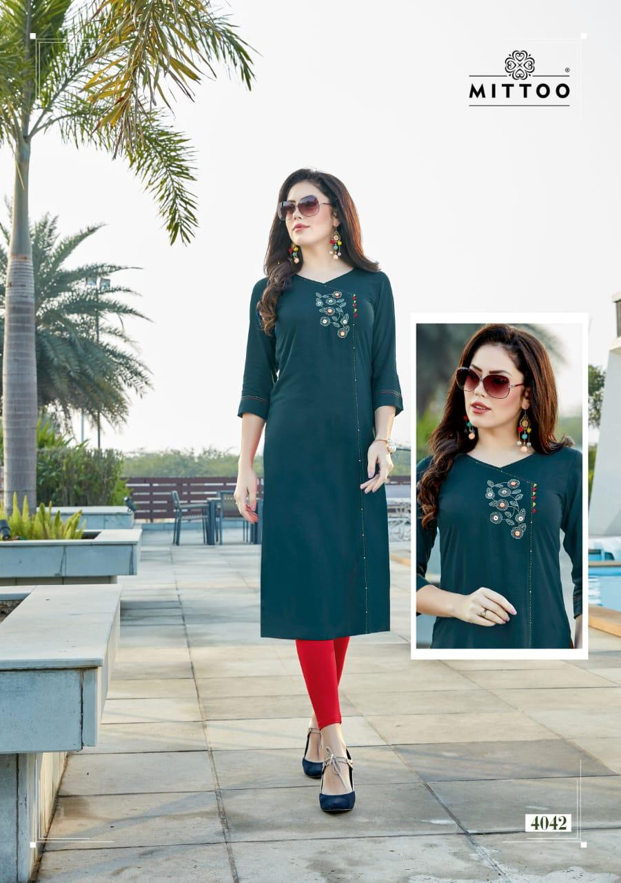 Mittoo Button Kurti Wholesale Catalog 8 Pcs 2 - Mittoo Button Kurti Wholesale Catalog 8 Pcs
