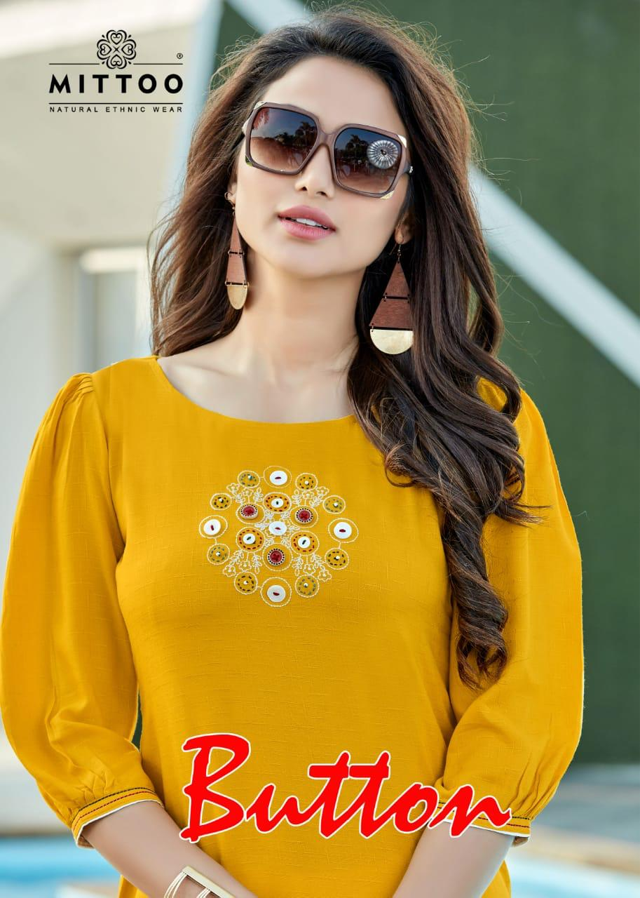 Mittoo Button Kurti Wholesale Catalog 8 Pcs 4 - Mittoo Button Kurti Wholesale Catalog 8 Pcs