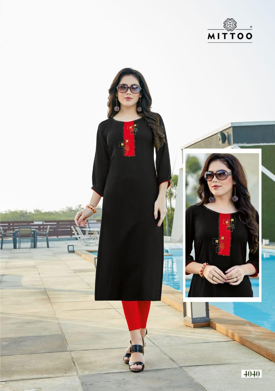 Mittoo Button Kurti Wholesale Catalog 8 Pcs 5 - Mittoo Button Kurti Wholesale Catalog 8 Pcs