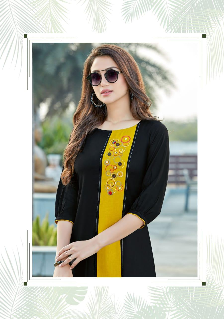Mittoo Button Kurti Wholesale Catalog 8 Pcs 7 - Mittoo Button Kurti Wholesale Catalog 8 Pcs