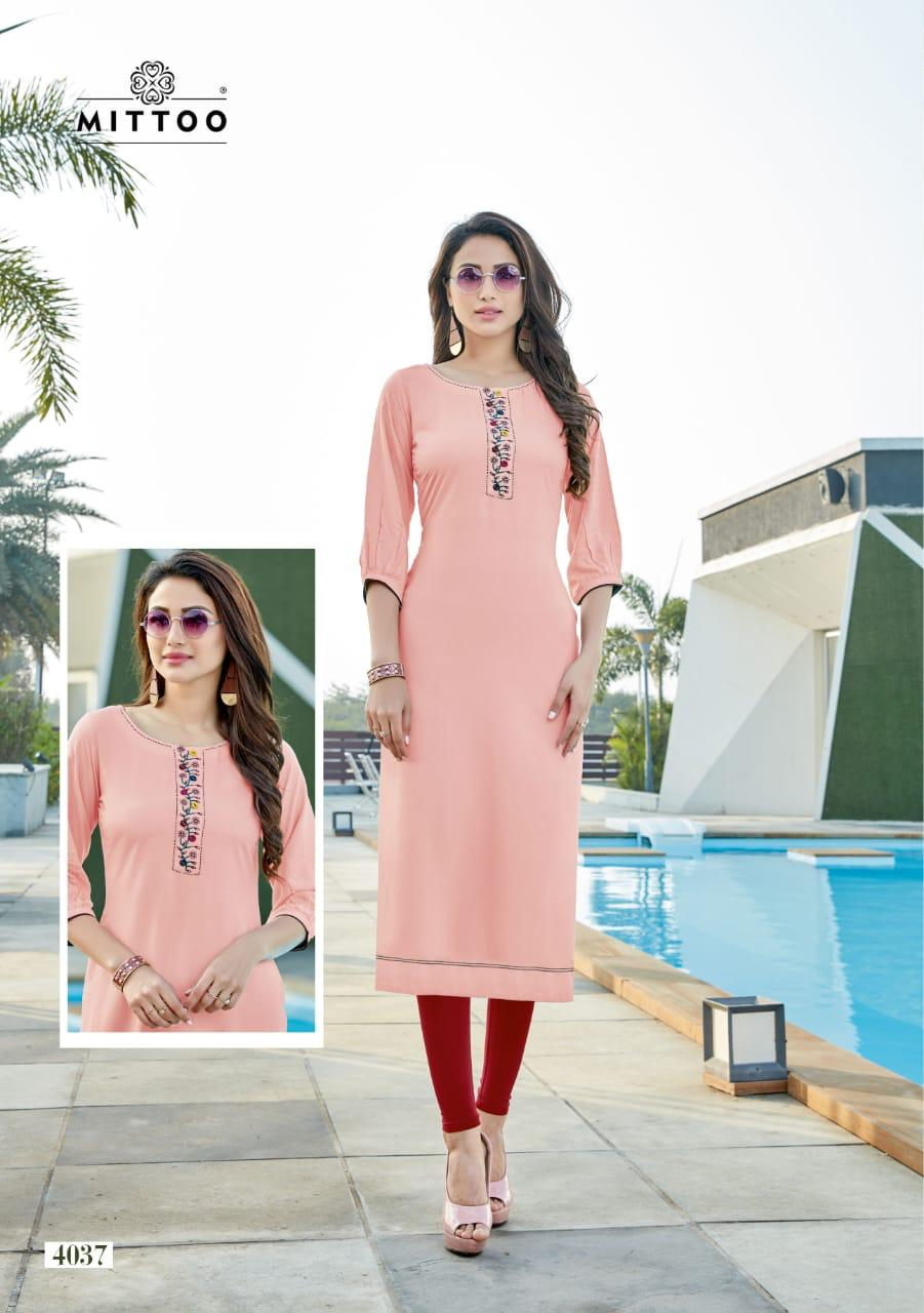 Mittoo Button Kurti Wholesale Catalog 8 Pcs 8 - Mittoo Button Kurti Wholesale Catalog 8 Pcs