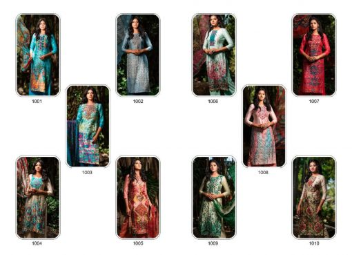 Rvee Gold Rose Salwar Suit Wholesale Catalog 10 Pcs 11 510x369 - Rvee Gold Rose Salwar Suit Wholesale Catalog 10 Pcs