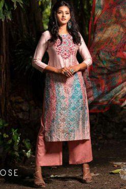 Rvee Gold Rose Salwar Suit Wholesale Catalog 10 Pcs