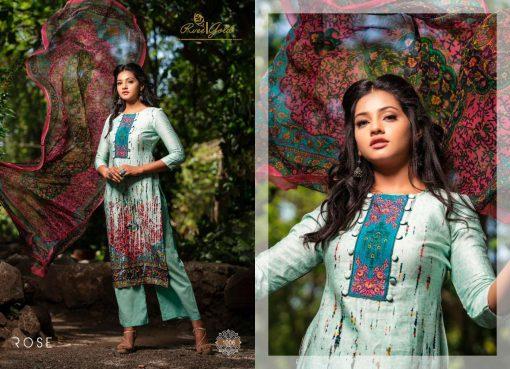 Rvee Gold Rose Salwar Suit Wholesale Catalog 10 Pcs 7 510x369 - Rvee Gold Rose Salwar Suit Wholesale Catalog 10 Pcs