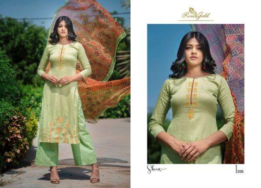 Rvee Gold Sheen Salwar Suit Wholesale Catalog 9 Pcs 2 510x369 - Rvee Gold Sheen Salwar Suit Wholesale Catalog 9 Pcs