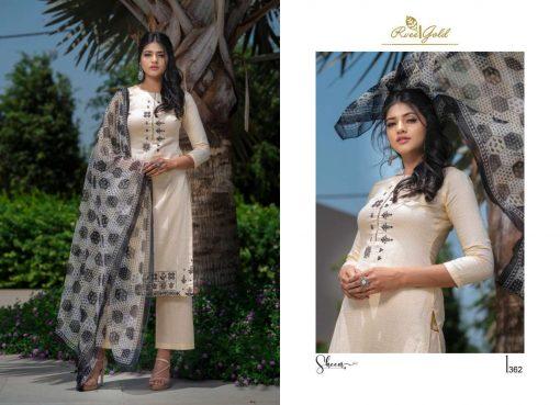Rvee Gold Sheen Salwar Suit Wholesale Catalog 9 Pcs 8 510x369 - Rvee Gold Sheen Salwar Suit Wholesale Catalog 9 Pcs