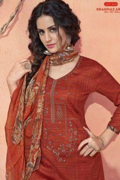 Shahnaz Arts Maahi Salwar Suit Wholesale Catalog 8 Pcs