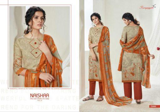 Suryajyoti Naishaa Vol 25 Salwar Suit Wholesale Catalog 11 Pcs 1 510x358 - Suryajyoti Naishaa Vol 25 Salwar Suit Wholesale Catalog 11 Pcs