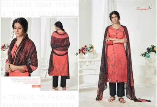 Suryajyoti Naishaa Vol 25 Salwar Suit Wholesale Catalog 11 Pcs 12 510x348 - Suryajyoti Naishaa Vol 25 Salwar Suit Wholesale Catalog 11 Pcs